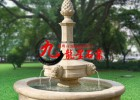 水钵生产安装 专业石雕水钵厂家 喷泉定做