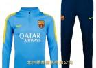 北京球衣加工基地专业定做个性足球衣足球服