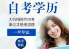 上海学历教育培训,嘉定自考大专有哪些专业