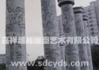 广场石雕景观柱批发价格