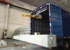 厢式货车吊机,集装箱装货机